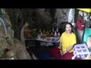 Lama Zopa Rinpoches visit to Maratika Cave with Khandro la 2010