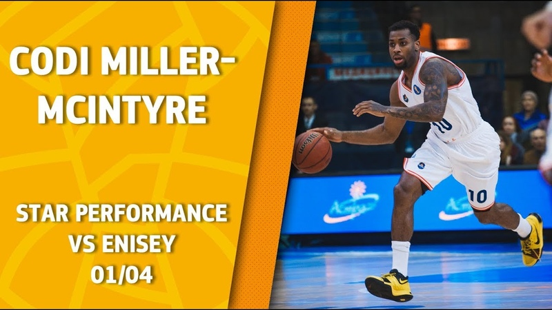 Star Performance: Codi Miller-McIntyre Notches First Triple-Double Of The Season (17p11r11a)!
