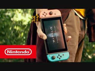 Diablo III: Eternal Collection — играйте везде! (Nintendo Switch)