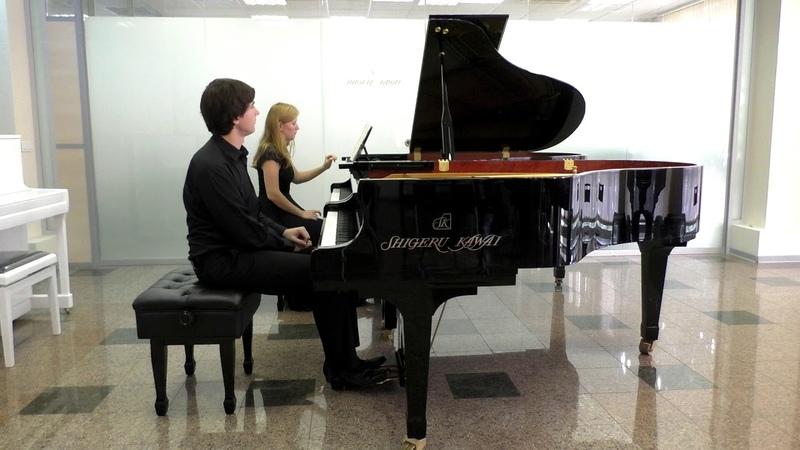 Prokofiev - Piano Concerto No 1 in D Flat Major, Op. 10 (Alexey Moltyanskiy, Svetlana Selvestrenko)