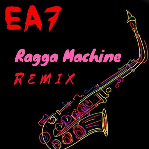 EA7 альбом Ragga Machine (Remix)
