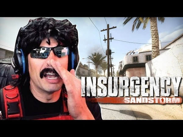 DrDisRespect Playing Insurgency Sandstorm For the First Time (8918) (1080p60)