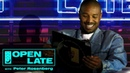 Michael B. Jordan Discusses Creed II Getting In Killmonger Shape | Open Late The Switch Up LIVE