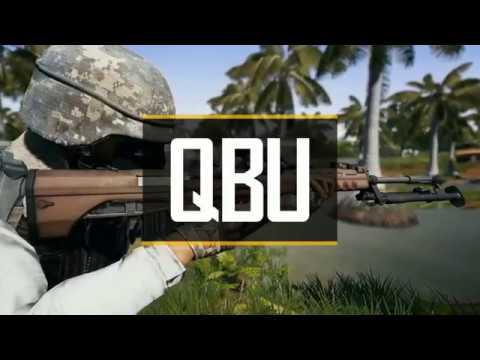 QBU новая винтовка в PUBG Mobile, обзор характеристик оружия
