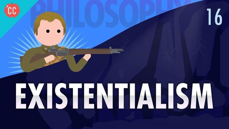 Экзистенциализм и Эссенциализм. Ускоренный курс философии [Crash Course на русском]