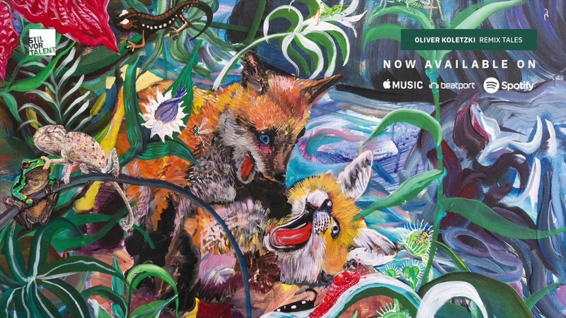 Edu Imbernon Triumph feat. Sutja Gutierrez - Mystery Inside (Oliver Koletzki Remix)