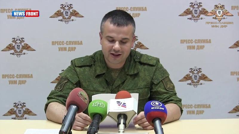 Безсонов загорелся дом на окраине Докучаевска в результате обстрела со стороны ВСУ