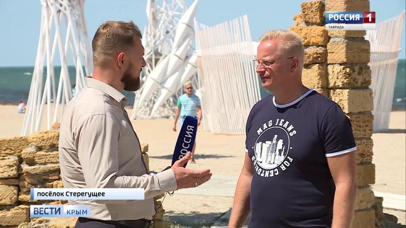 Эксклюзивное интервью журналиста Эрнеста Мацкявичюса крымским Вестям
