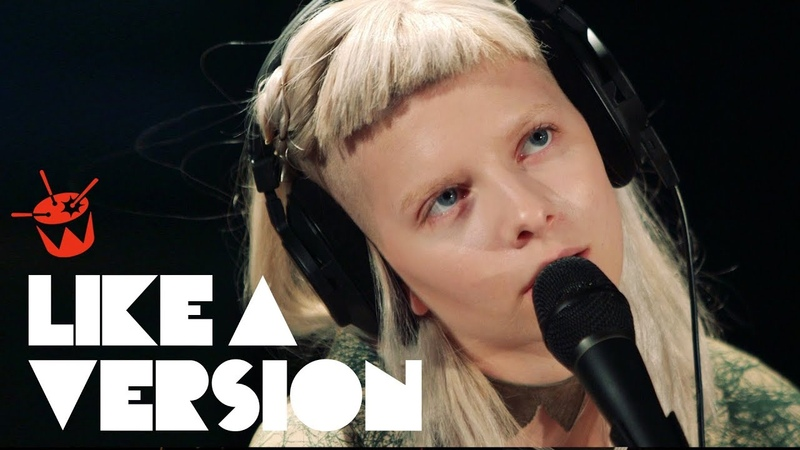 Aurora covers Massive Attack Teardrop