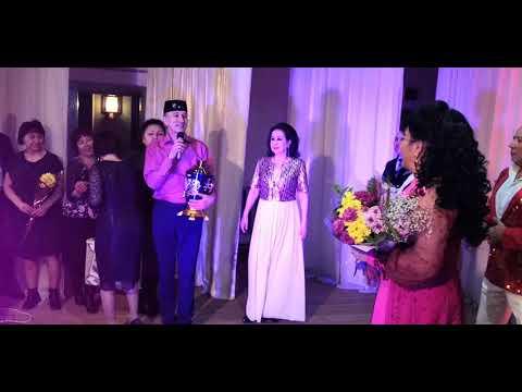 Юбилейный концерт Назифы Кадыровой в Ахуново