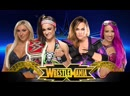 SB_Group| Матч за Женское Чемпионство RAW на «Wrestlemania 33» 2017: Саша Бэнкс против Бэйли (ч) против Шарлотт против Наи Джэкс