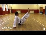 Taekwondo Ab Workout