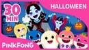 Las Mejores Canciones de Halloween   Recopilación   PINKFONG Canciones para Niños