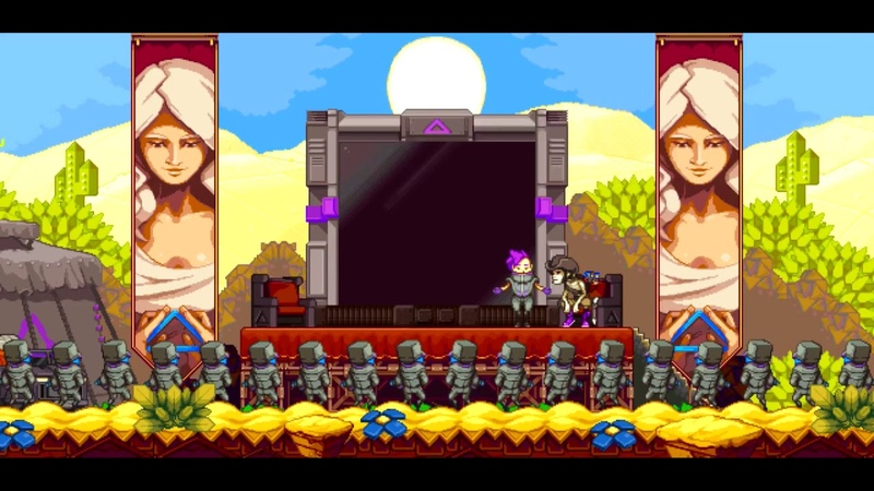 ICONOCLASTS OST - Youth March