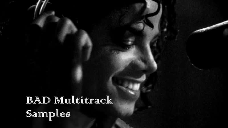 Michael Jackson BAD - Multitrack Samples