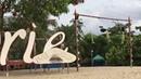 Острова Филиппин. Cowrie island в заливе Хонда