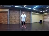 Как научиться танцевать Shuffle (Шаффл, Шафл, Cutting Shapes, Tutorial, Урок, Обучение, Dance).mp4