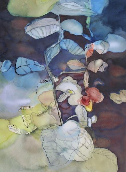 Marsha Boston Escondido, CA, United States #акварель@art_shoc