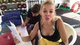 ''Blondies Travels Scuba diving
