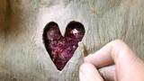 WIP Sculpting - Amethyst Heart Surgery