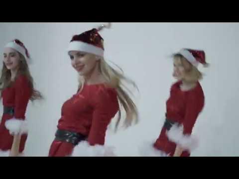 шоу-балет ZаZеркалье, номер Jingle bells