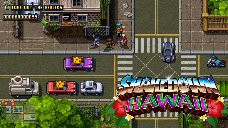 Shakedown: Hawaii (2019) | The Consultant Trailer [Nintendo Switch, PS4, PS Vita, 3DS, PC]