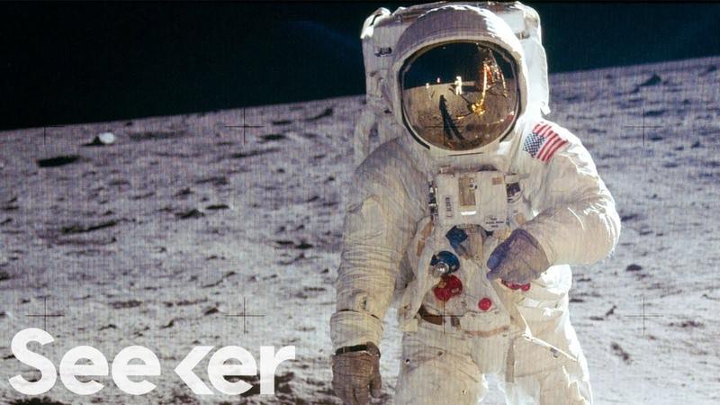 NASA's Journey to the Moon Apollo Trailer