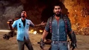 Just cause 3 Opening sequence with Firestarter