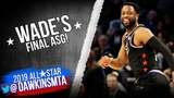 Dwyane Wade Full Highlights in 2019 All-Star Game - 7 Pts, 4 Asts in Final All-Star! FreeDawkins