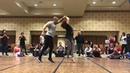 Kadu Larissa Zouk Demo @ Reno Latin Dance Fest 2019
