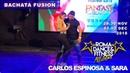 CARLOS ESPINOSA SARA LINAZA Bachata Fusion ✦ Roma Dance All Star 2019 ✦