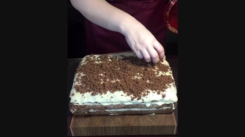 🍰 Шоколадный торт 🎂