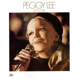 Peggy Lee альбом Let's Love