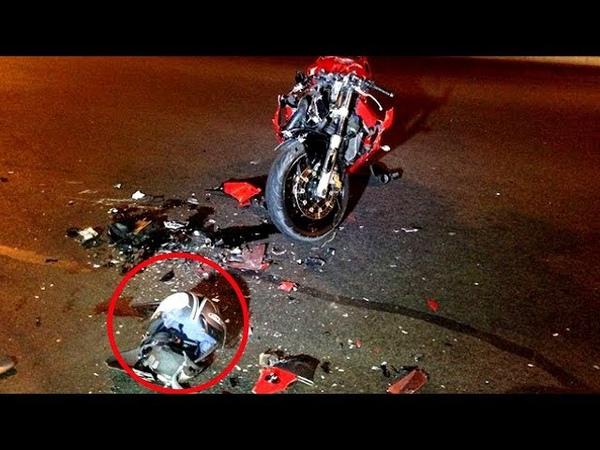 Brutal Motorcycle Crashes   Best Motorcycle Crashes 2018 [Ep. 2]
