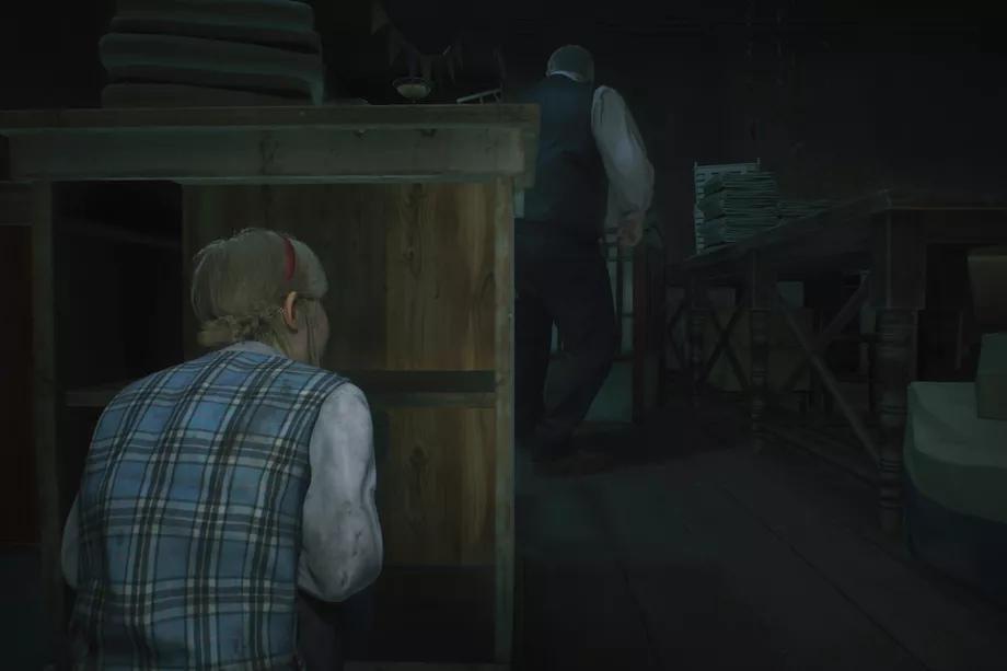Resident Evil 2 Remake - Прохождение за Клэр. Часть 4: Спасение Шерри.
