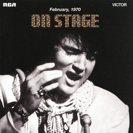 Elvis Presley альбом On Stage