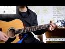 [Хижина Музыканта] Как играть: БАСТА - САНСАРА на гитаре (Полный Разбор Песни)
