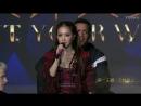 2017 08 28 蔡依林 Jolin Tsai 《大藝術家》 《日不落》 《舞孃》Live@紅星美凱龍魯班設計尖貨節 Radio SaturnFM