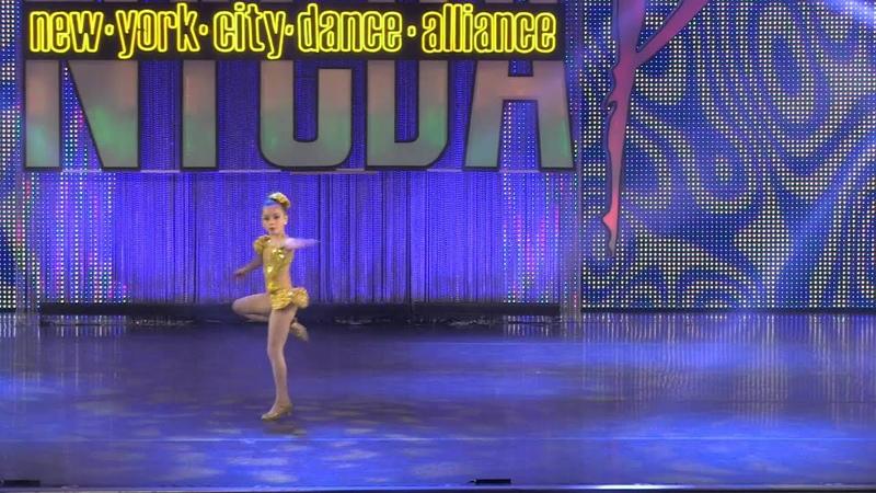GiaNina Paolantonio - 8 - Jazz - NYCDA Nationals 2014 Tiny Dreams