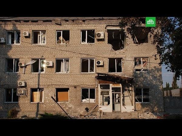 «Расстреливали дома из танков»: жители Иловайска рассказали о бесчинствах украинской армии
