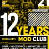 MOD CLUB.12 YEARS!