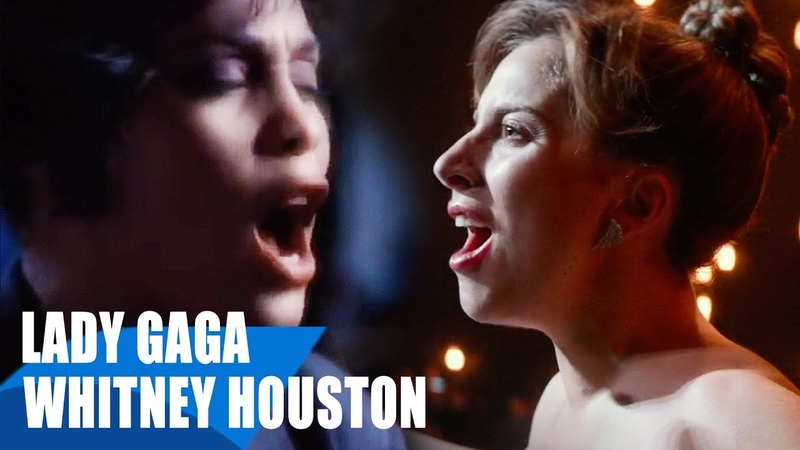 Lady Gaga, Whitney Houston - Ill Never Love Again I Will Always Love You ft. Mariah Carey