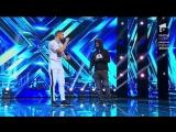 Carla's Dreams feat. DJ Zara - Sub Pielea Mea (#eroina) live X Factor Romania