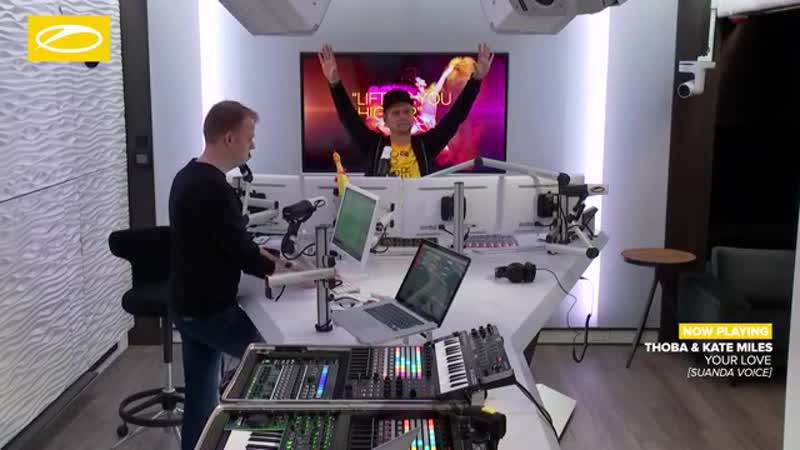 ASOT 900pt3 ThoBa Kate Miles Your Love