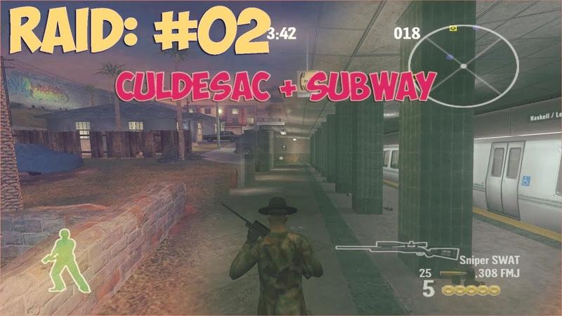 Raid: 02 Sniper Gameplay   25 To Life Online