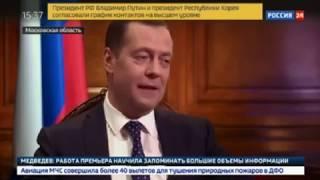 Дмитрий Медведев о Про Защиту и Трубы (Настоящие Фиксики 14) A.Ushakov