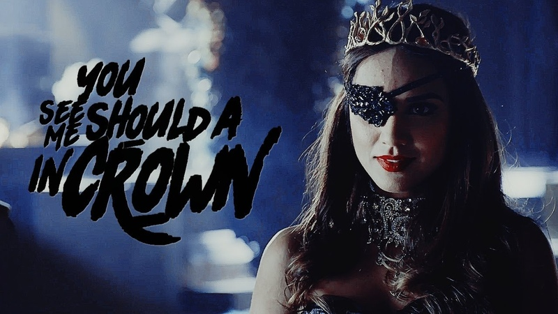 Margo Hanson || you should see me in a crown