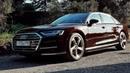 Просто КОСМОС! Новая Audi A8 взрывает мозг Бородатый ЛАЙФ