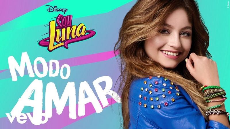 Elenco de Soy Luna Solos From Soy Luna Modo Amar Audio Only