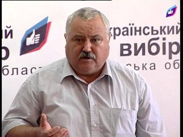 Александр Чернов «Коррупция возникла не на пустом месте»